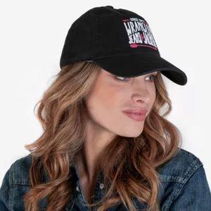 Wrangler Black Ballcap OSFM